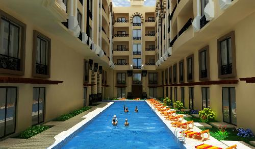 Sell Apartment - 3 Rooms - Hurghada - 4700 meter - 2650 Egyptian pound