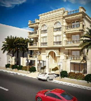 Sell Apartment - in The Fifth Compound - New Cairo - 220 meter - 1600000 Egyptian pound