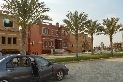 Sell Chalet - in The Fifth Compound - New Cairo - 280 meter - 3150000 Egyptian pound