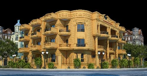 Sell Apartment - in The Fifth Compound - New Cairo - 280 meter - 1600000 Egyptian pound