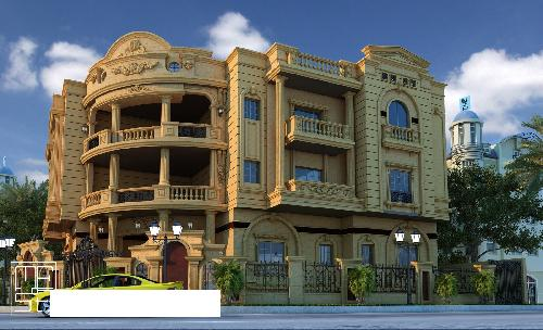 Sell Apartment - in The Fifth Compound - New Cairo - 250 meter - 1650000 Egyptian pound
