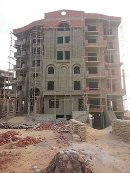 Sell Apartment - 3 Rooms - in El Hai el Khames - 6th October - 576 meter - 2500 Egyptian pound
