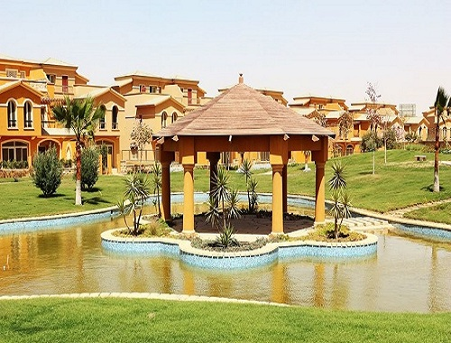 Villa in Dyar,New Cairo Overlooking Lakes and landscape  /  Sell Chalet - 3 Rooms - Cairo - 475 meter - 5000000 Egyptian pound