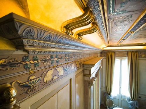 Wonderful apartment of 160 m2 in neoclassic style in Milan in sale Noviglio