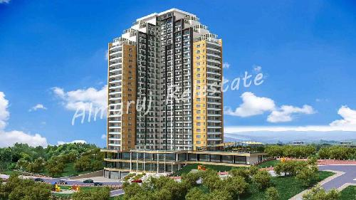Sell Apartment - in Kumkapi District - Istanbul - 65 meter - 50000 United States dollar