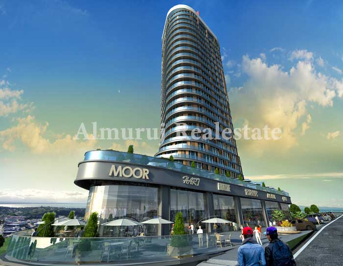 Sell Apartment - in Kumkapi District - Istanbul - 46 meter - 48000 United States dollar